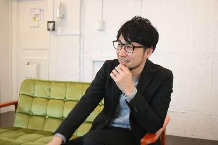 横石氏インタビュー風景写真4