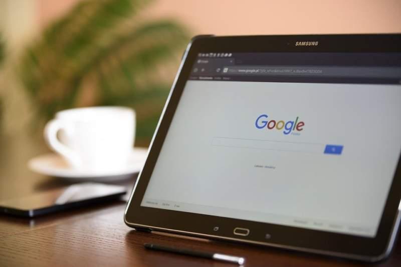 会社名や担当者名をウェブ検索する